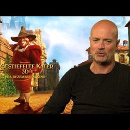 Christian Berkel - deutsche Stimme Jack - über Jachs Kinderwunsch - Interview