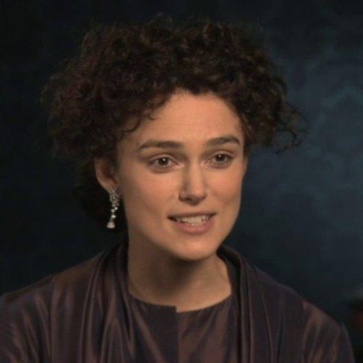 Keira Knightley über Anna Karenina - OV-Interview