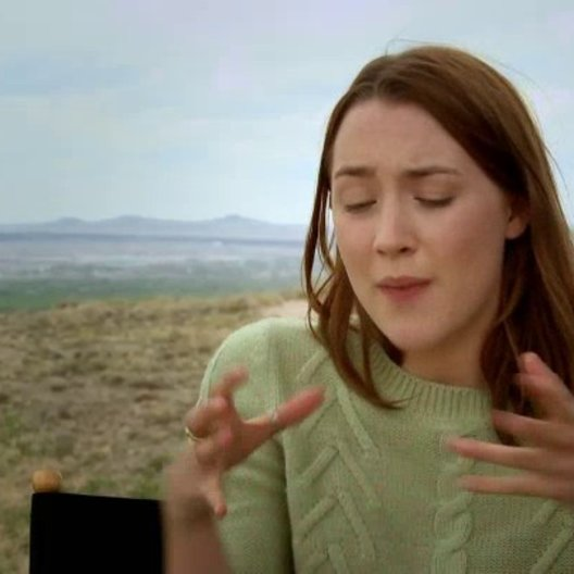 Saoirse Ronan darüber worauf sich die Zuschauer freuen können - OV-Interview