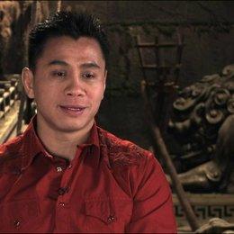 Cung Le über seine Motivation bei diesem Filmprojekt mitzumachen - OV-Interview