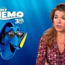 Anke Engelke - Synchronstimme Dorie - über ihre Freude bei Findet Nemo mitgewirkt zu haben - Interview