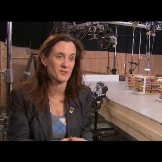 Allison Abbate über Mr Fox und seine Krise - OV-Interview