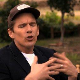 Ethan Hawke über die Geschichte - OV-Interview