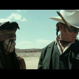 Lone Ranger - Trailer