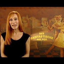 Andrea Sawatzki über Merryl Streep als Originalstimme der Mrs Fox - Interview