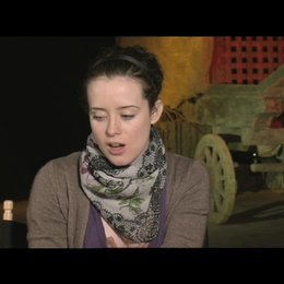 Claire Foy über die Zusammenarbeit mit Cage - OV-Interview