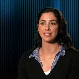 Sarah Silverman - Vanellope - über die Zusammenarbeit mit John C Reilly - OV-Interview