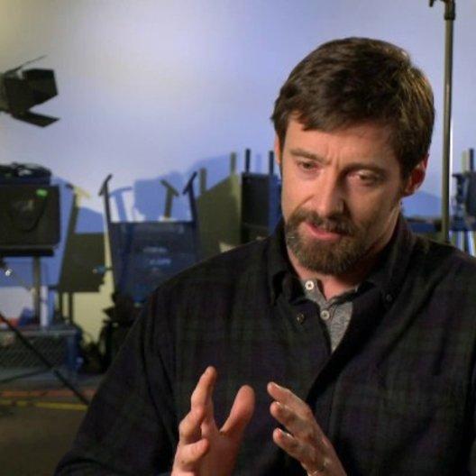 Hugh Jackman über den Filmplot - OV-Interview