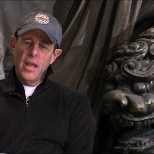Marc Abraham über die Nebenrollen - OV-Interview