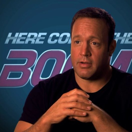 Kevin James über die Figur Marty - OV-Interview