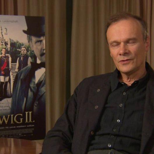 Edgar Selge über sein Verhältnis zu Richard Wagner - Interview