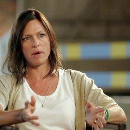 Nina Kronjäger über die Atmosphäre am Set - Interview