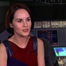 Michelle Dockery - Nancy - über ihre Rolle - OV-Interview