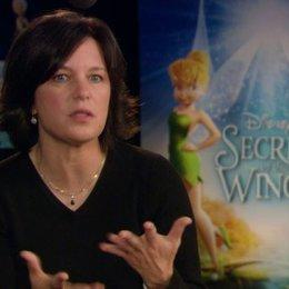 Peggy Holmes - Regie - über Tinkerbell und Periwinkle - OV-Interview
