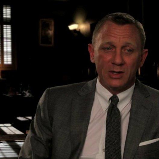 Daniel Craig über die Stuntarbeit - OV-Interview