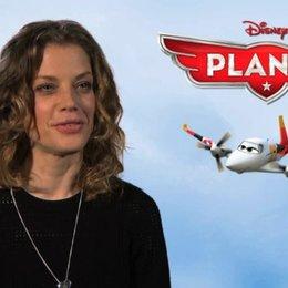 Marie Bäumer - deutsche Stimme Heidi - über den Film - Interview