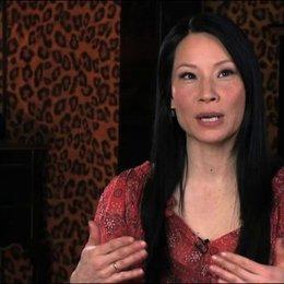 Lucy Liu über die Zusammenarbeit mit RZA - OV-Interview