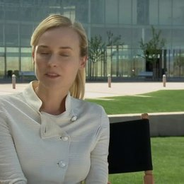 Diane Kruger über die Zusammenarbeit mit Saoirse Ronan - OV-Interview