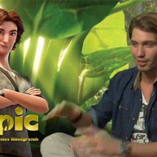 Raul Richter -Nod- über die Animation der Natur - Interview