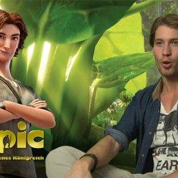 Raul Richter -Nod- über den 3D - Effekt - Interview