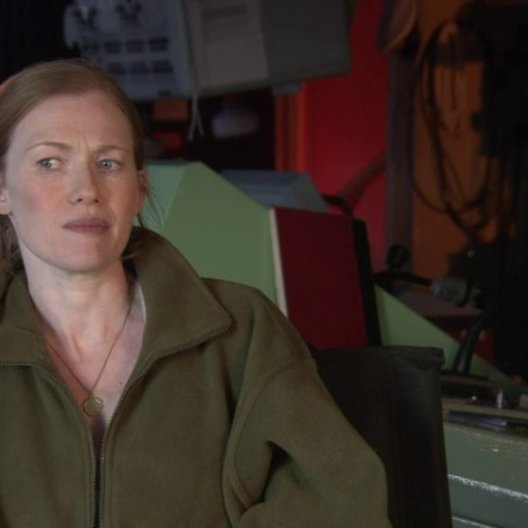 Mireille Enos - Karin Lane - über die Zusammenarbeit mit Brad Pitt - OV-Interview