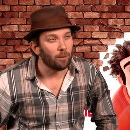 Christian Ulmen - Randale Ralph - über das Spannende an den Figuren des Films - Interview
