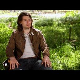 Patrick Fugit - Robin Jones - über die Geschichte - OV-Interview