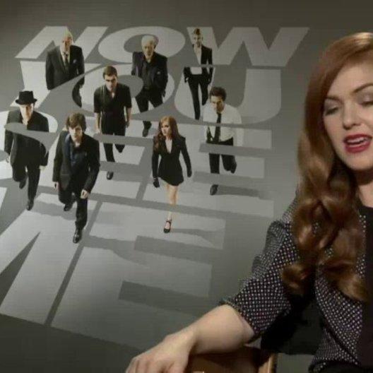 Isla Fisher - Henley Reeves - über ihre Rolle - OV-Interview