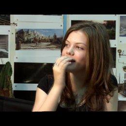 Georgie Henley über die verschiedenen Elemente des Films - OV-Interview