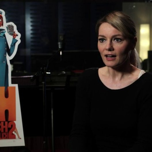 Martina Hill über Lucy - Interview