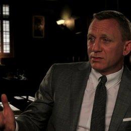 Daniel Craig über die Besetzung - OV-Interview