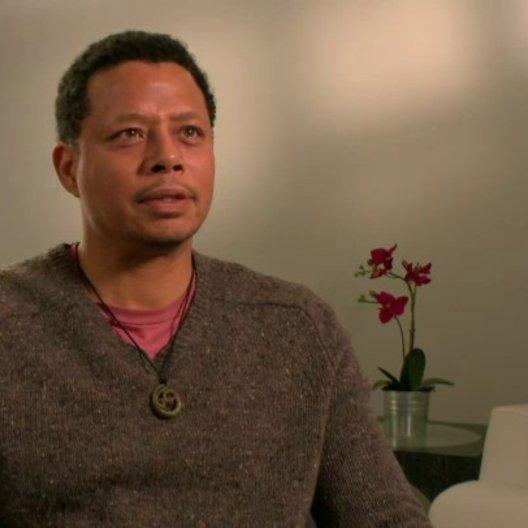 Terrence Howard über Hugh Jackman - OV-Interview