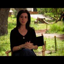 Aline Brosh McKenna - Drehbuchautorin - über die Geschichte - OV-Interview