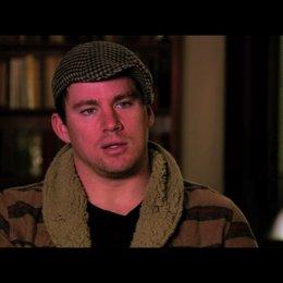 Channing Tatum ueber die Beziehung von Leo und Paige - OV-Interview