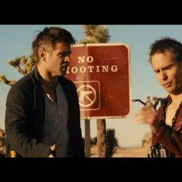 Showdown in der Wüste - Szene