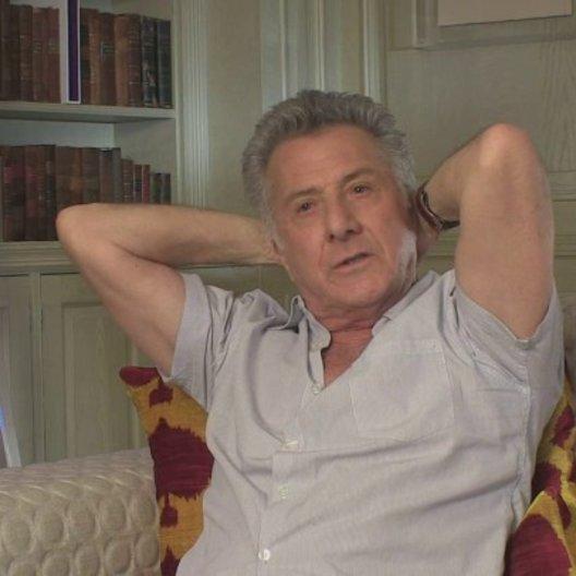 Dustin Hoffman über Pauline Collins und Maggie Smith - OV-Interview