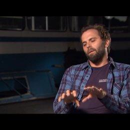 Chris Gorak (Regisseur) über die Zuschauer wie sie auf den Film reagieren werden - OV-Interview