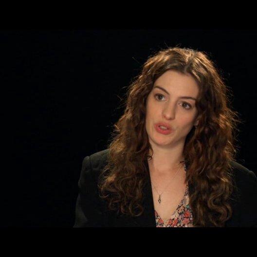 Anne Hathaway über den Film - OV-Interview