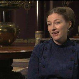 Kelly Macdonald über ihre Begeisterung für den Film - OV-Interview