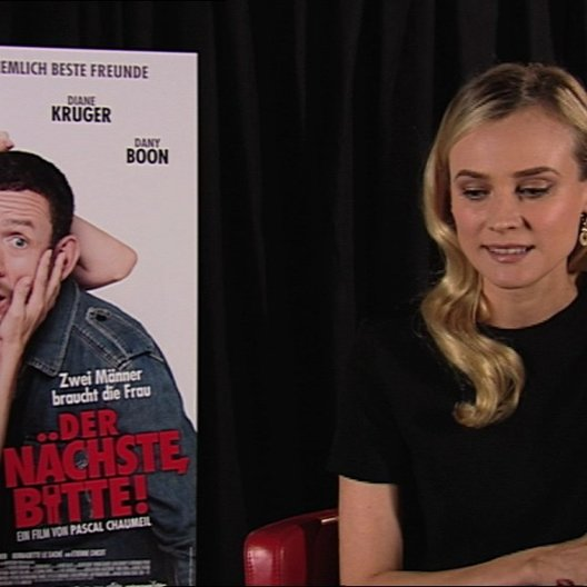 Diane Kruger über Dany Boon - Interview