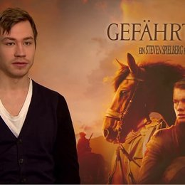 David Kross (Gunther) über die Vorbereitungen auf den Film - Interview