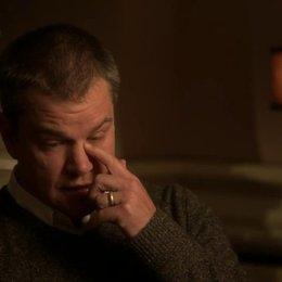 Matt Damon - Scott - über die Beziehung zwischen Liberace und Scott, Steven Soderbergh - OV-Interview