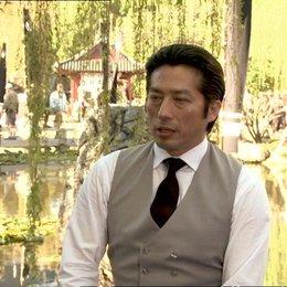 Shingen Yashida über die Dramatik im Film - OV-Interview