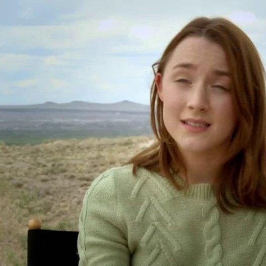 Saoirse Ronan über die Geschichte - OV-Interview