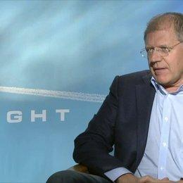 Robert Zemeckis - Regisseur - darüber was den Film spannend macht - OV-Interview