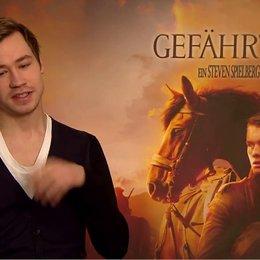 David Kross (Gunther) über die Faszination an der Geschichte - Interview