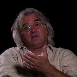 Paul Greengrass - Regie - über Dreharbeiten auf dem offenen Meer - OV-Interview