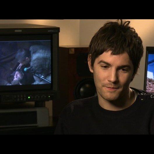 Jim Sturgess ueber die Erfahrungen beim Filmen - OV-Interview