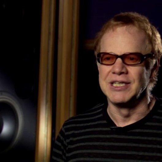 Danny Elfman - Composer - über die Zusammenarbeit mit Tim Burton - OV-Interview