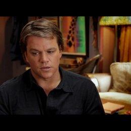 Matt Damon - Benjamin Mee - über die Geschichte - OV-Interview